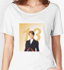The Thirteenth Doctor Women's Relaxed Fit T-Shirt
