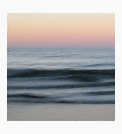 Dialogue With the Sea Photographic Print