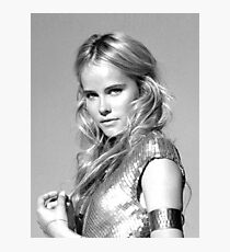 Isabel lucas Photographic Print