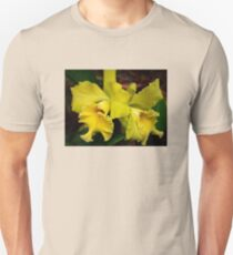 Yellow Orchid , Unisex T-Shirt