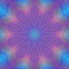 Leaf Pattern Kaleidoscope by fantasytripp