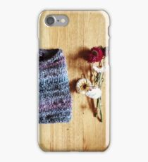 Knitting 2 iPhone Case/Skin
