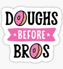 Teige vor Bros Sticker