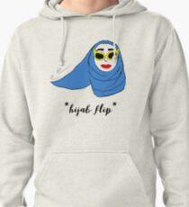 Cue Hijab Flip Pullover Hoodie