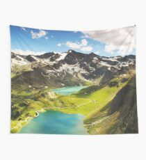 Climb To Remember Wall Tapestry