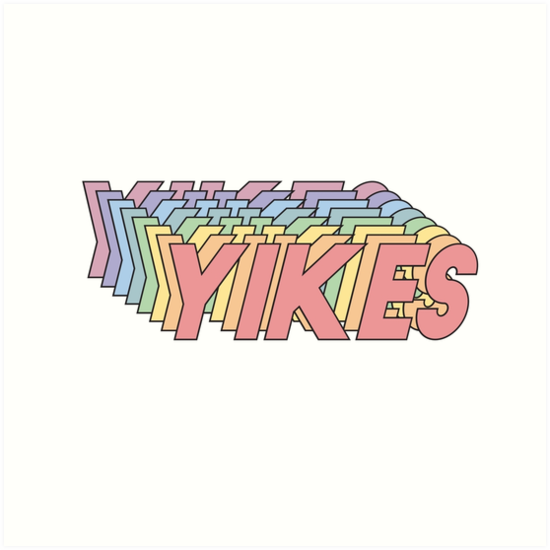 YIKES by Alesia Fisher