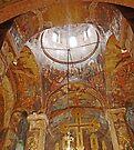 Krusedol Monastery, Fruska Gora by Graeme  Hyde