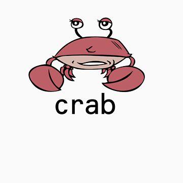 Crab by muthmaniac