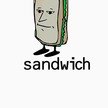 Sandwich by muthmaniac