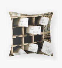 UK Life Collection Throw Pillow