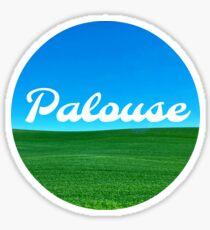 Palouse Sticker