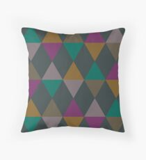 The Pointy End Throw Pillow