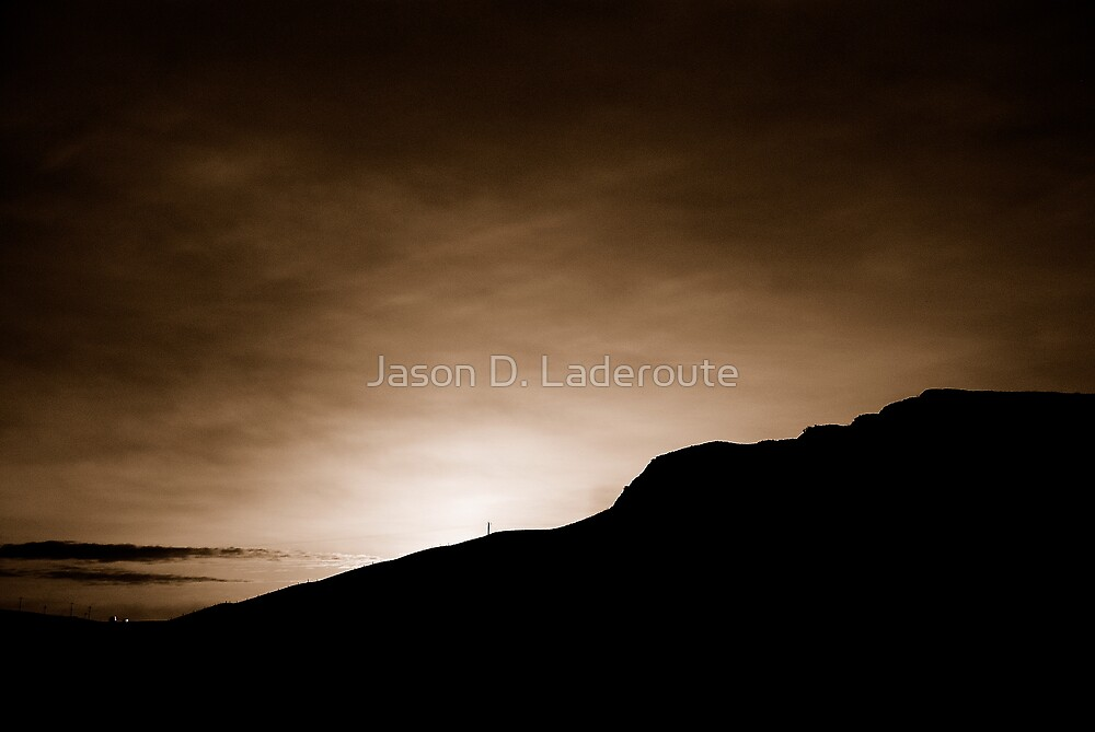 Sun Rising by Jason D. Laderoute