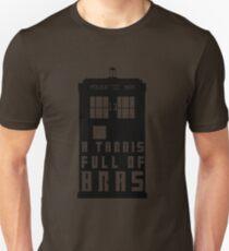 A TARDIS Full Of Bras T-Shirt