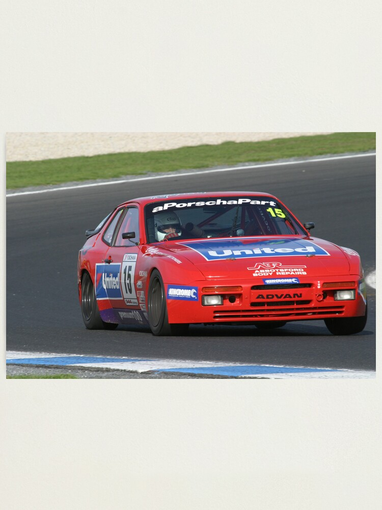 Alternate view of 944 Racer Photographic Print
