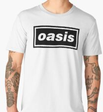 oasis Men's Premium T-Shirt