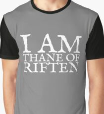 Thane of Riften Graphic T-Shirt