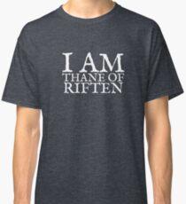 Thane of Riften Classic T-Shirt