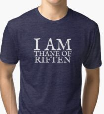 Thane of Riften Tri-blend T-Shirt