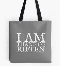 Thane of Riften Tote Bag