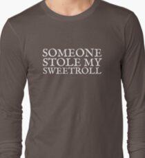 Someone Stole My Sweetroll Long Sleeve T-Shirt