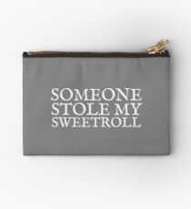 Someone Stole My Sweetroll Studio Pouch