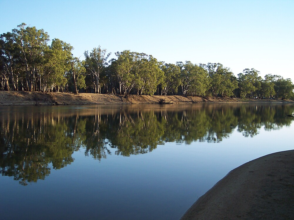 On The Murray by barnos