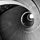 The Downward Spiral  by Ann Evans