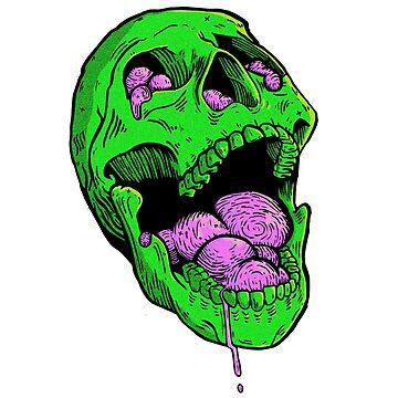 gum concussion by grackken