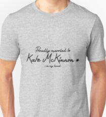 Married to Kate McKinnon Unisex T-Shirt