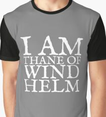 Thane of Windhelm Graphic T-Shirt