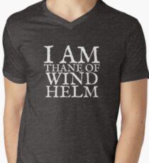 Thane of Windhelm Men's V-Neck T-Shirt