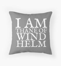 Thane of Windhelm Throw Pillow