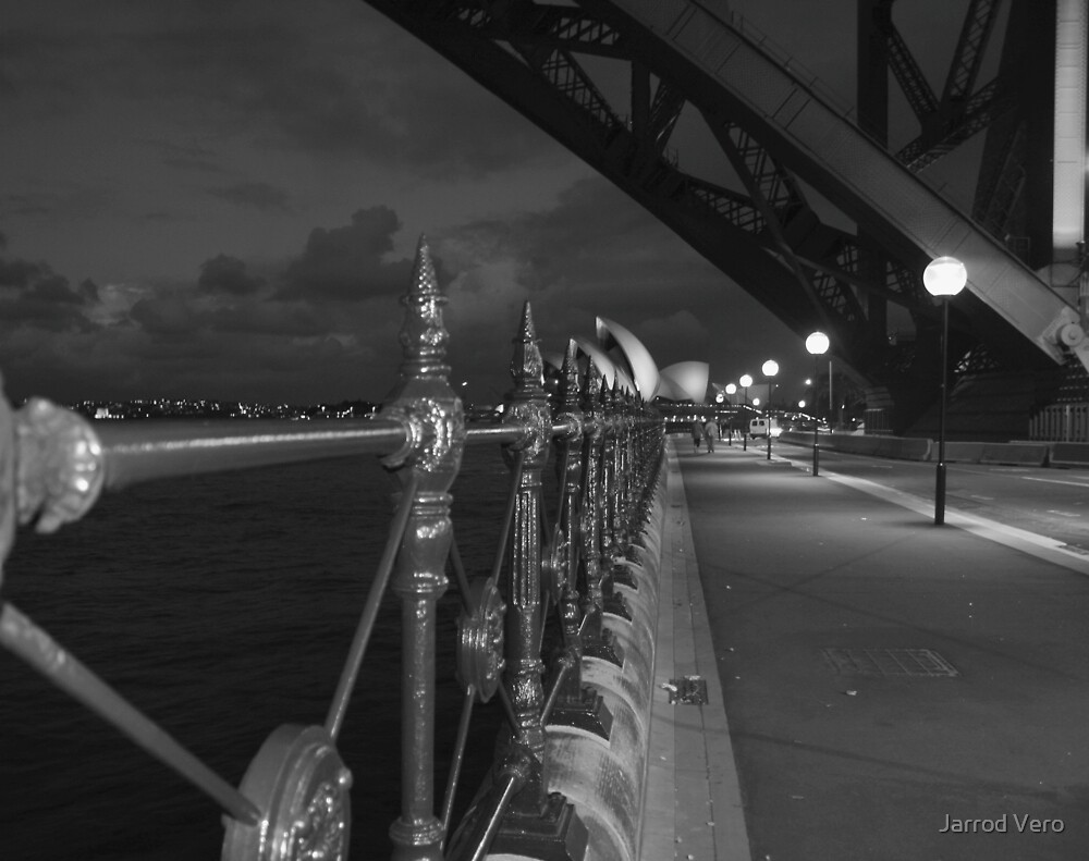 Sydney After Dark by Jarrod Vero