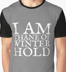 Thane of Winterhold Graphic T-Shirt