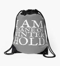 Thane of Winterhold Drawstring Bag