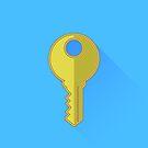Key Icon by valeo5