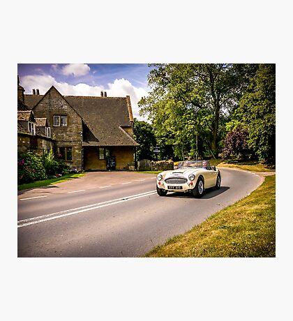 Classic drive. Photographic Print