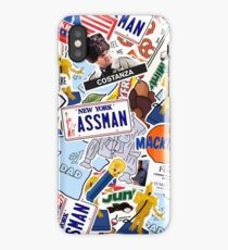 Seinfeld Collage iPhone Case/Skin