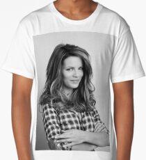 Kate beckinsale Long T-Shirt