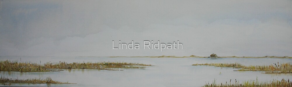 Off Blakeney by Linda Ridpath