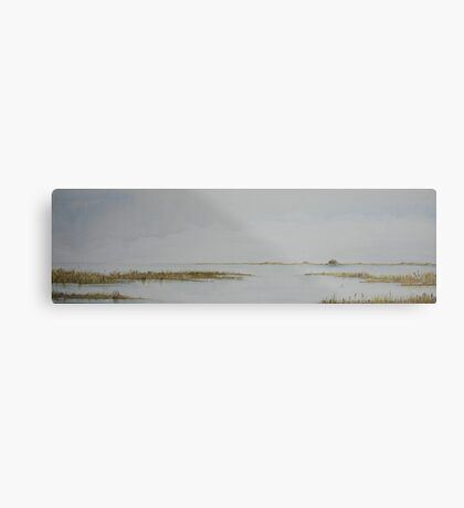 Off Blakeney Metal Print