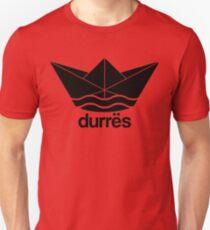Durres Design Papierschiff paper boat T-Shirt