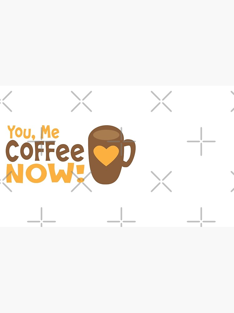 You me coffee now! de jazzydevil
