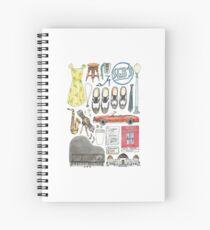 La La Land Illustration Jazz Saxophon Musik Musical Spiralblock