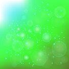 Green Background by valeo5
