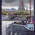 Paris Pont Alexandre III 1 by Yuriy Shevchuk