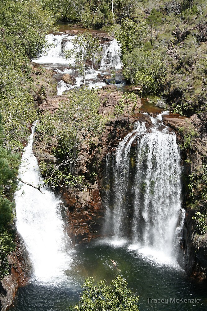 Florence falls, Darwin  by Tracey McKenzie