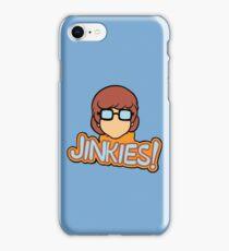 Jinkies! Velma Scooby Doo  iPhone Case/Skin