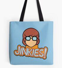 Jinkies! Velma Scooby Doo  Tote Bag